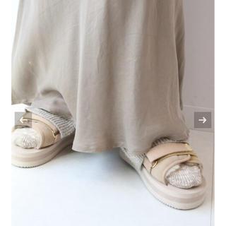 ドゥーズィエムクラス(DEUXIEME CLASSE)のドゥーズイエムクラス  ネップソックス(靴下/タイツ)