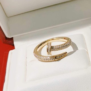カルティエ(Cartier)の❤️Cartierカルティエ リング 指輪 レディース イエローゴールド(リング(指輪))