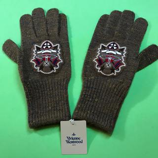 ヴィヴィアンウエストウッド(Vivienne Westwood)のビビアンウェストウッド……紳士手袋……未使用(手袋)