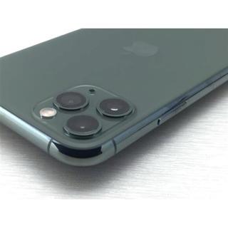 iPhone11 Pro Max 512GB docomo ほぼ未使用 グリーン(スマートフォン本体)