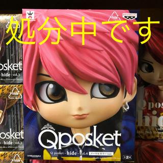 バンプレスト(BANPRESTO)のhide フィギュア vol.4ノーマル(ミュージシャン)