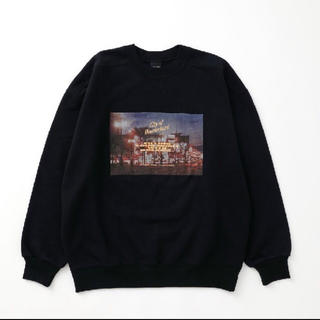 moussy - LIMITED FILM PULLOVER moussy