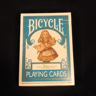 フシギノクニノアリス(ふしぎの国のアリス)のバイスクル アリス トランプ BICYCLE PLAYINGCARDS(トランプ/UNO)