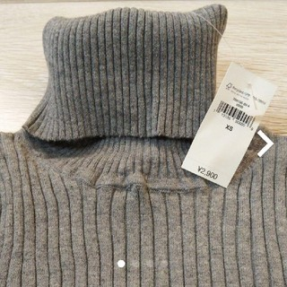 GAP - 【Gap】リブタートルネックセーター