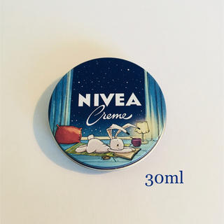 ニベア(ニベア)の【新品】 EU限定2019年デザイン 30mlニベアクリーム NIVEA青缶 (ボディクリーム)