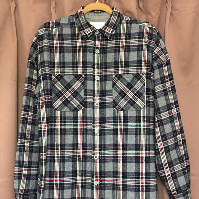 FEAR OF GOD(フィアオブゴッド)のfear of god チェックシャツ Sサイズ メンズのトップス(シャツ)の商品写真
