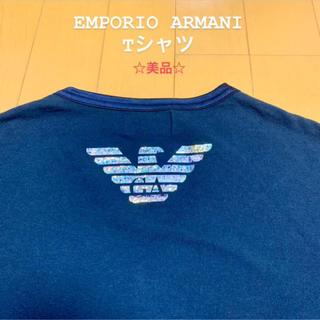 Emporio Armani - 【新品】EMPORIO ARMANI Tシャツ メンズ L エンポリオアルマーニ