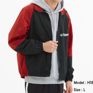 GU - GU 新品 トラックジャケット(長袖)Polaroid Mサイズ