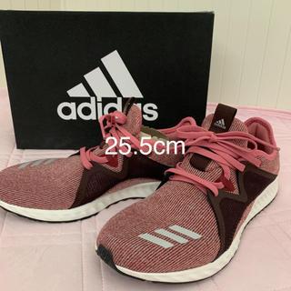 アディダス(adidas)のadidas ピンク レディース シューズ スニーカー RUN トレーニング(スニーカー)