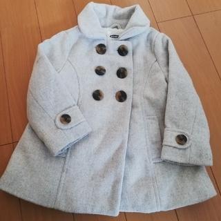 オールドネイビー(Old Navy)のコート グレー 2T(ジャケット/上着)