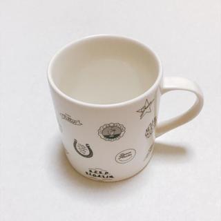 ジャーナルスタンダード(JOURNAL STANDARD)のマグカップ カイザー アバハウス コラボ 総柄マグカップ (グラス/カップ)