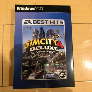シムシティ 4 デラックス PC版