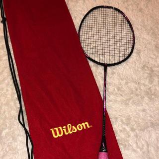 wilson - バドミントン ラケット