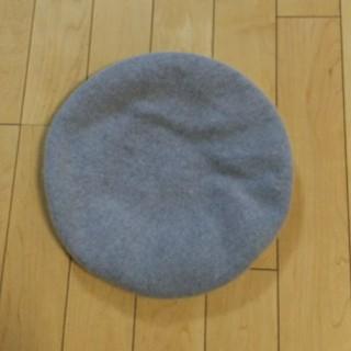 ジーユー(GU)のGUベレー帽 (ハンチング/ベレー帽)