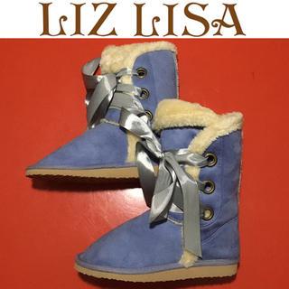 リズリサ(LIZ LISA)のLIZ LISA doll ムートンブーツ リズリサドール ボア リズリサ 新品(ブーツ)