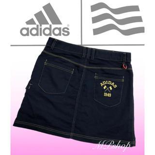 adidas - 美品♡アディダスゴルフ ゴルフ スカート ゴルフウェア 大きいサイズ