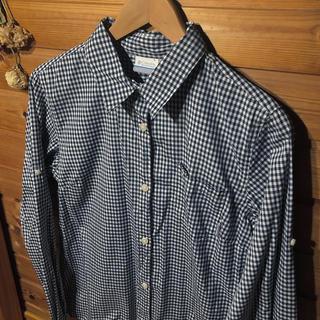 Columbia - チェックシャツ