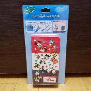 Disney - チームディズニー★スマホケース★トリコロール