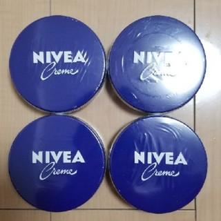 ニベア(ニベア)のニベア 青缶 169g×4缶(ボディクリーム)