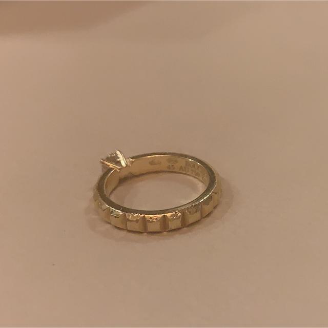 BOUCHERON(ブシュロン)のBOUCHERON PARIS 婚約指輪 クル ド パリ レディースのアクセサリー(リング(指輪))の商品写真