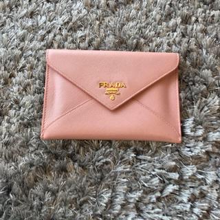 プラダ(PRADA)の【 PRADA 】レター型 お財布(財布)