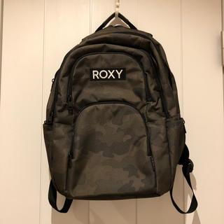 ロキシー(Roxy)のROXY リュック カーキ 迷彩(リュック/バックパック)