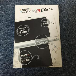 任天堂 - Newニンテンドー3DS LL パールホワイト