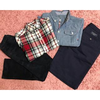 Ralph Lauren - 美品! ラルフローレンのチェックシャツ含む、4点セット