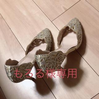 グレースコンチネンタル / パンプス(難が有り)