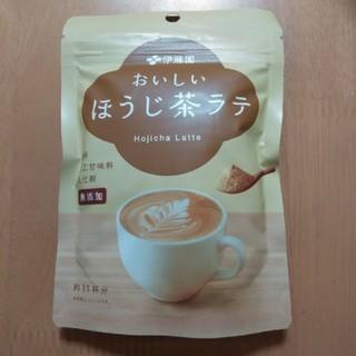 伊藤園 - 伊藤園 おいしいほうじ茶ラテ 160g(11杯分)