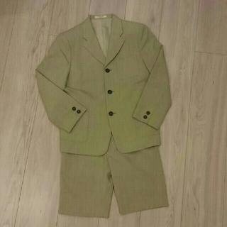 アトリエサブ スーツ 130㎝ ベージュ