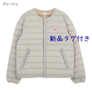 DANTON - DANTON インナーダウン ☆ 新品未使用