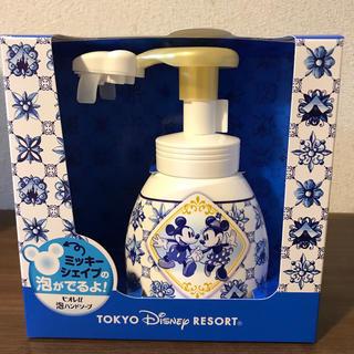 Disney - ミッキーシェイプ 泡ハンドソープ