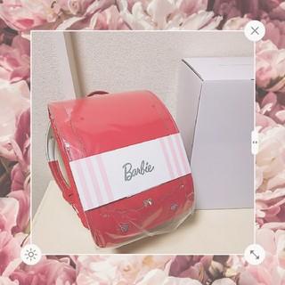 バービー(Barbie)のBarbie 新品未使用 女の子 ランドセル チェリーピンク(ランドセル)