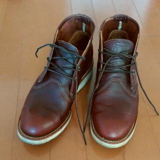 レッドウィング(REDWING)のレッドウイング クラッシックチャッカーブーツ(ブーツ)