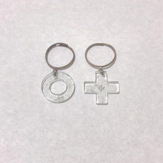 オープニングセレモニー(OPENING CEREMONY)のdidizizi リング セット クリア(リング(指輪))