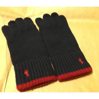 ポロラルフローレン(POLO RALPH LAUREN)のラルフローレン Ralph Laurenニット手袋(手袋)