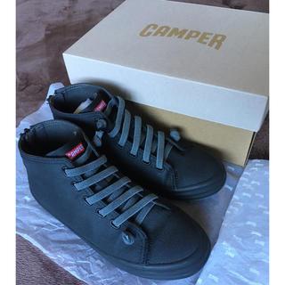 カンペール(CAMPER)のカンペール CAMPER K400163 レア商品!(スニーカー)