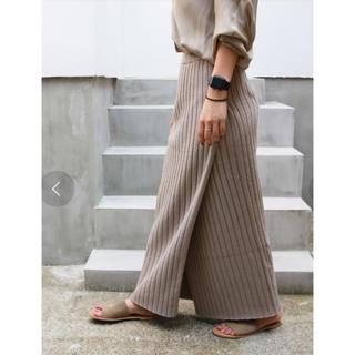 TODAYFUL - todayful ニットスカート