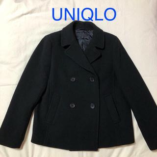 ユニクロ(UNIQLO)のUNIQLO ユニクロ Pコート ピーコート コート(ピーコート)