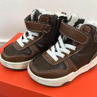 エイチアンドエム(H&M)のスニーカー  冬用 H&M 12cm(ブーツ)