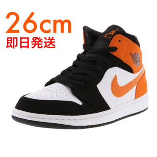 ナイキ(NIKE)の26cm AIR JORDAN1 MID Shattered Backboard(スニーカー)