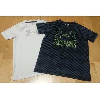 アンダーアーマー(UNDER ARMOUR)のUNDERARMOUR Tシャツ2枚セット(Tシャツ/カットソー)