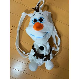 Disney - 新品 アナと雪の女王 オラフ リュックサック