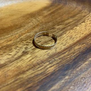 アガット(agete)のAgat ピンキーリング(リング(指輪))