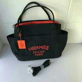 Hermes - 手提げ袋クロスボディバッグ