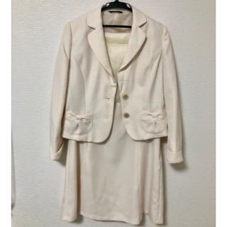 ニッセン(ニッセン)の入学式 卒業式 ママ スーツ フォーマル(スーツ)