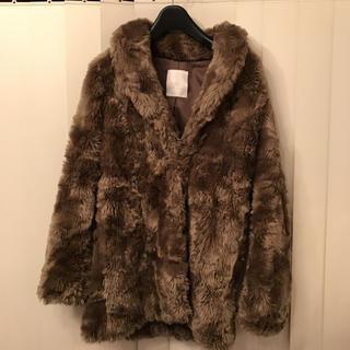 マーキュリーデュオ(MERCURYDUO)のマーキュリーデュオ 毛皮コート(毛皮/ファーコート)