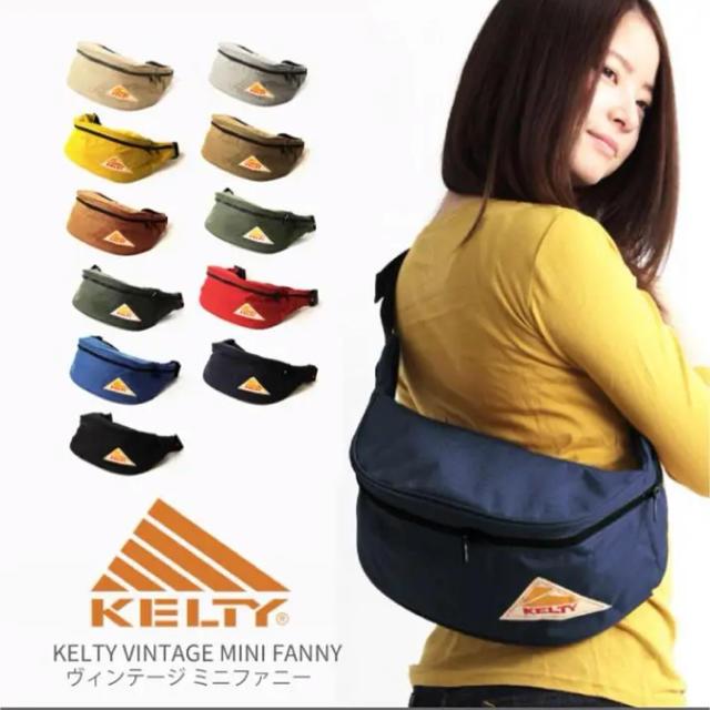 KELTY(ケルティ)のKELTY(ケルティ) kelty ショルダー レディースのバッグ(ボディバッグ/ウエストポーチ)の商品写真