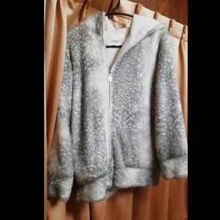 ツモリチサト(TSUMORI CHISATO)のるーい様 ツモリチサト ゴマファー 定価2.5万(毛皮/ファーコート)